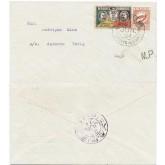 Envelope Enviado de Porto Alegre Para Bagé