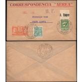 Envelope Enviado de Pelotas Para Porto Alegre