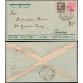 Envelope Enviado de Porto Alegre Para Pelotas