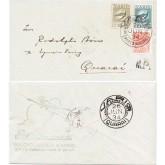 Envelope Enviado De Porto Alegre Para Quaraí