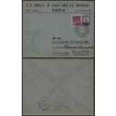 Carta enviada de Porto Alegre para Alemanha