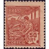 RHM 178 - 50 Réis - Indústria  - castanho