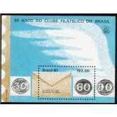 B-049 - 50 Anos do Clube Filatélico do Brasil