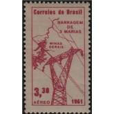 """A-103 - Inauguração Da Barragem  """"Três Marias"""" - MG"""
