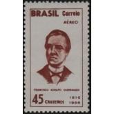 A-105 - Sesquicentenário de Francisco A. Varnhagen