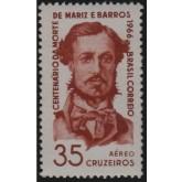 A-109 - 100 Anos da Morte de C. Mariz E Barros