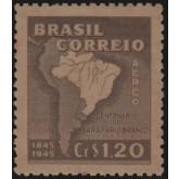 A-59 - Centenário do Nascimento do Barão de Rio Branco