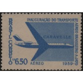 A-89 - Inauguração do Transporte Aéreo Brasileiro à Jato