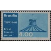 A-94 - Inauguração de Brasília - Nova Capital Federal / Catedral