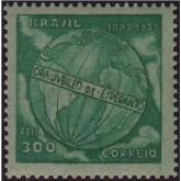 C-118  - Cinqüentenário do Esperanto