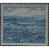 C-136 - Centenário do Município de Santos