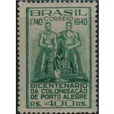 C-156 - Bi-Centenário da Colonização de Porto Alegre / RS