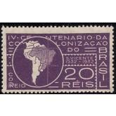 C-041 - 4º Centenário da Fundação de São Vicente