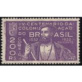 C-043 - 4º Centenário da Fundação de São Vicente