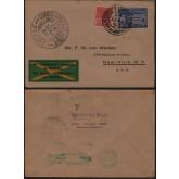 Carta Enviada do Rio de Janeiro para Nova Iorque