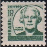 H-15 - Campanha Contra o Mal de Hansen - E. Weaver