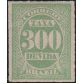X-14 - 300 Réis - Verde