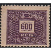 X-51 - 600 Réis - Violeta Escuro