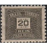 X-55 - 20 Réis - Cinza