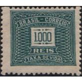 X-64 - 1.000 Réis - Verde
