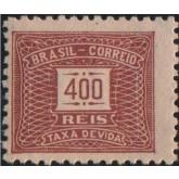 X-85 - 400 Réis - Castanho