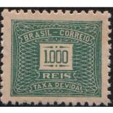 X-87 - 1.000 Réis - Verde