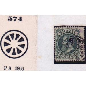 RHM 54 - Com Carimbo P.A. 574