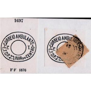 RHm 64 - Com Carimbo P.A. 1697