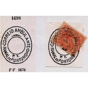 RHM 52 - Com Carimbo P.A. 1698