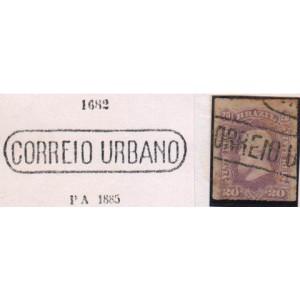 RHM 38 - Com Carimbo P.A. 1682