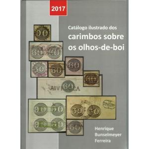 Catálogo Ilustrado dos Carimbos sobre os Olhos-de-Boi - 2017
