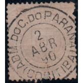 RHM 65 -Com Carimbo: Administração do Correio do Paraná ( Coritiba )