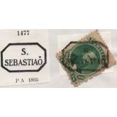 RHM 27 - Com Carimbo P.A. 1477 : São Sebastião