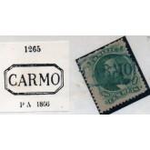 RHM 27 - Com Carimbo P.A. 1265 : Carmo
