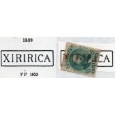 RHM 34 A - Com Carimbo P.A. 1539 : Xiririca
