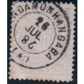RHM 64 - Com Carimbo  Tipo Francês : Pindamonhangaba