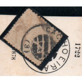 RHM 65 - Com Carimbo P.A. 1722 : Cachoeira