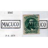 RHM 34 A - Com Carimbo P.A. 1347 : Macuco