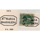 RHM 27 - Com Carimbo P.A. 1471 : Santa Maria Magdalena
