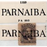RHM 26 - Com Carimbo P.A. 1159 : Parnaíba