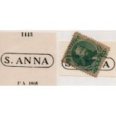 RHM 27 - Com Carimbo P.A. 1443 : Santa Anna