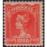 RHM 146 - 1.000 Réis - vermelho