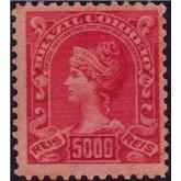 RHM 151 - 5.000 Réis - vermelho