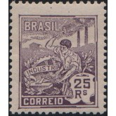 RHM 175 - 25 Réis - Indústria - ardósia