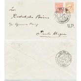 Envelope enviado De Livramento Para Porto Alegre