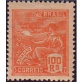 RHM 213 - 100 Réis - Aviação - laranja
