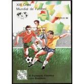 B-071 - XIII Campeonato Mundial de Futebol - México