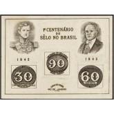 B-008 - Centenário do Selo Brasileiro