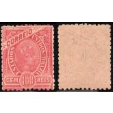 95 - 100 Réis Vermelho / Vermelho