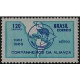 A-106 - 5º Aniversário da Aliança Para o Progresso